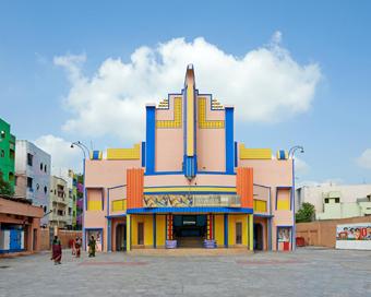 Haubitz + Zoche  Anna Mallai, Madurai, 2014 Fine Art Pigment Print auf Hahnemühle Photorag 40,8 x 49 cm (inkl. umlaufendem weißen Rand 4 cm) signiert Auflage von 10  Preis: 450 €
