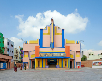 Haubitz + Zoche   Anna Mallai, Madurai, 2014  Fine Art Pigment Print on Hahnemühle Photorag 40,8 x 49 cm signed and numbered Edition of 10  Price: 450 €