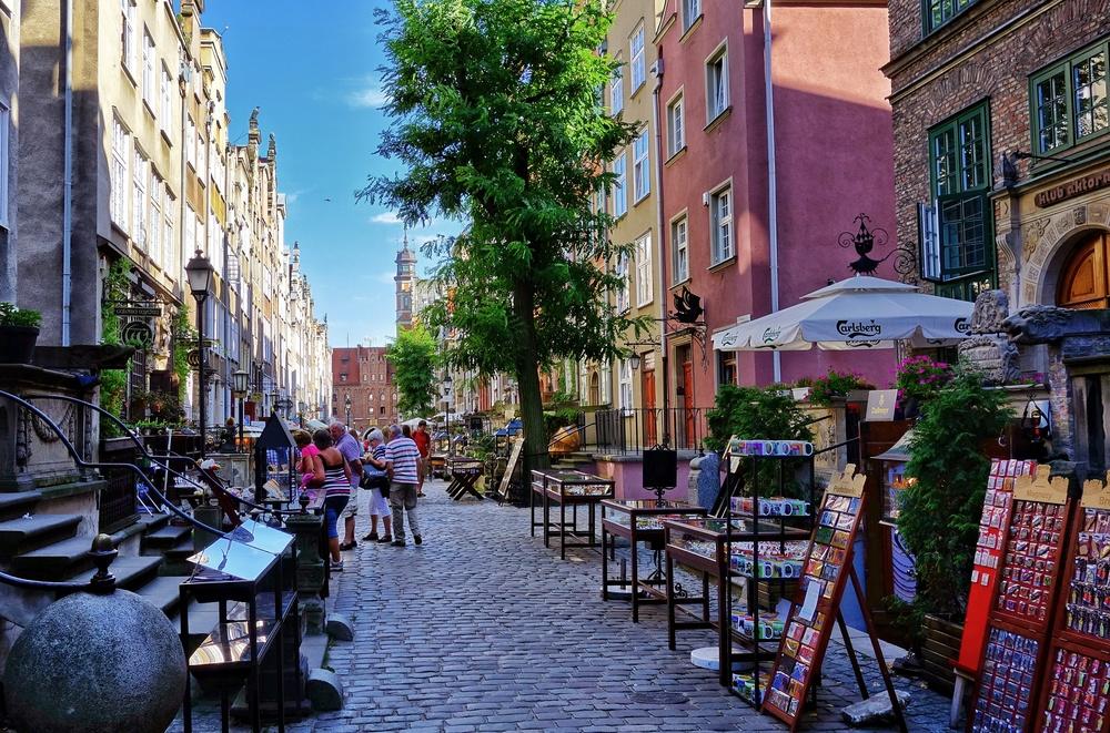 Gdańsk     : ul.Mariacka