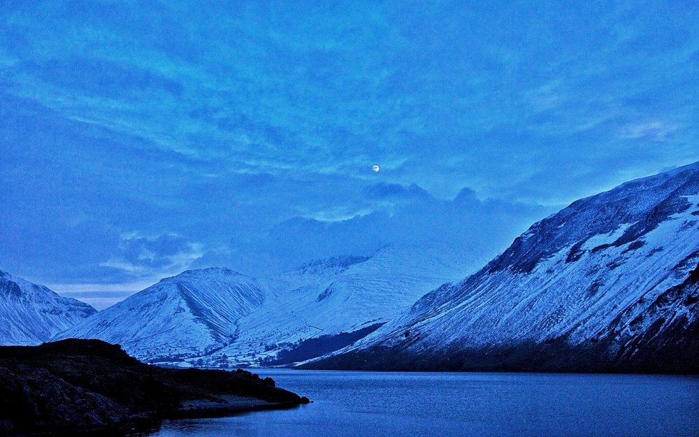 Wasdale's Fading Day