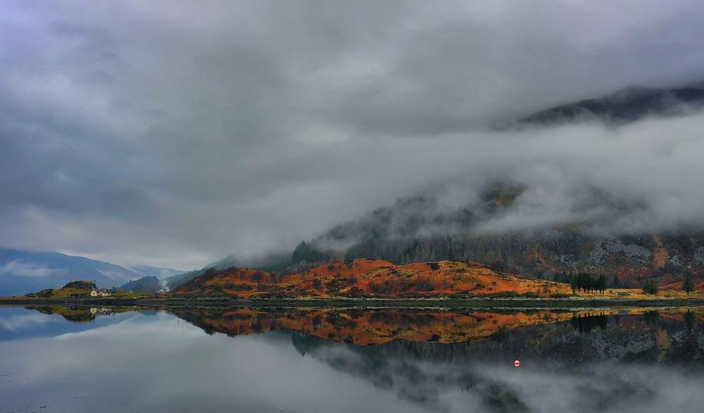 Across Loch Duich from Ault a'chruinn (A87) Leica X-1