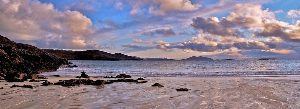 Tràigh Hushinish, Isle of Harris - Olympus EP-3