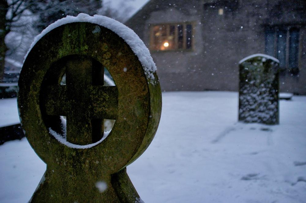 St.Oswald's Churchyard, Grasmere