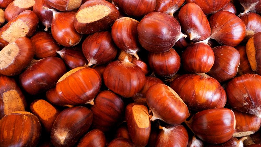 Kronberg Market chestnuts
