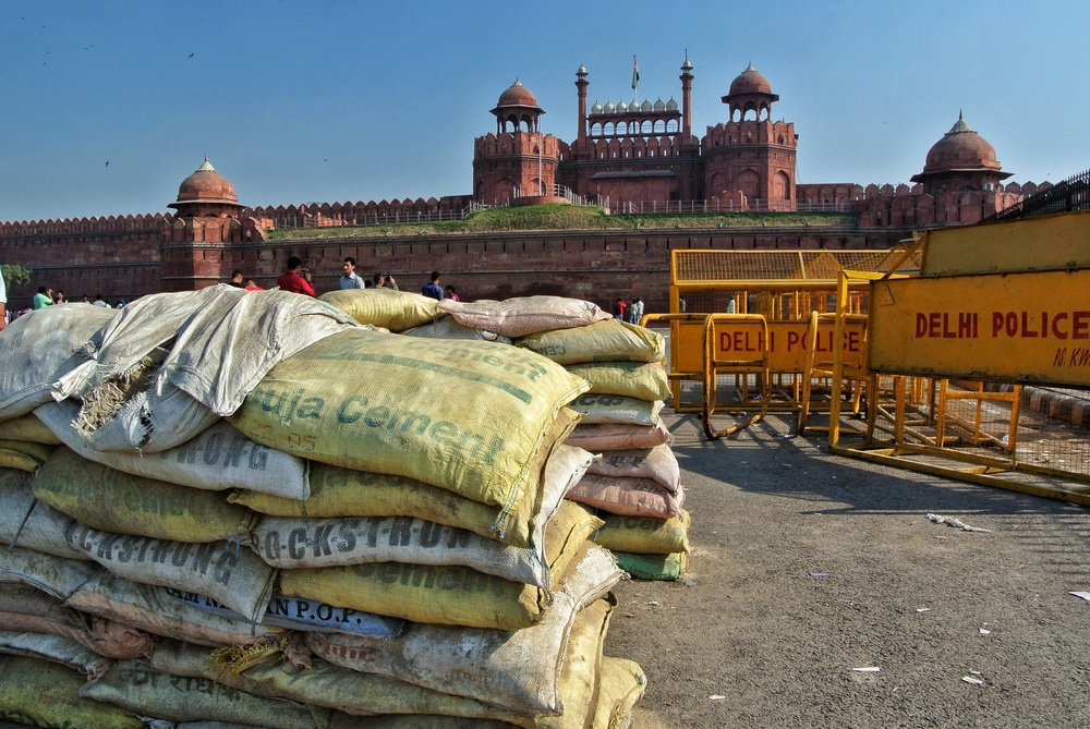 1Dec13 Red Fort sequence