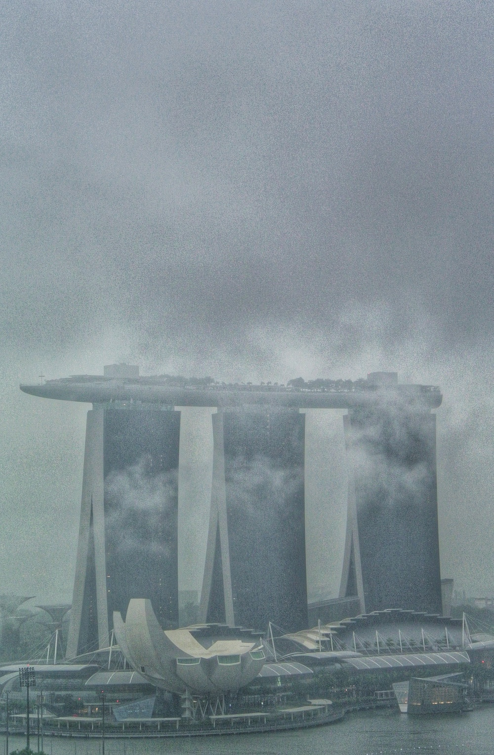 Marina Bay Sands 8th Dec