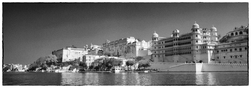 City Palace, Udaipur (Nikon 1 V1, 10mm Nikkor)