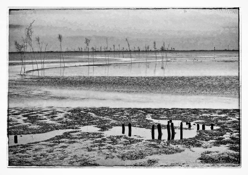 Wremen, Nordsee
