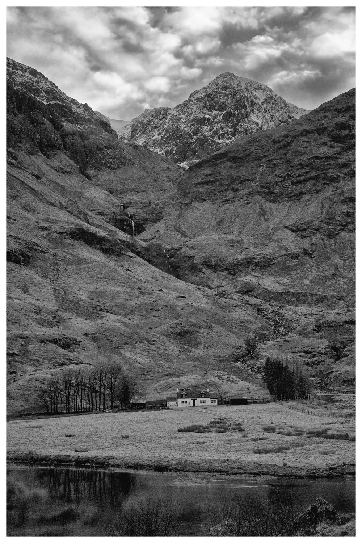 Loch Achtriochtan and Bidean Nam Bian, Glencoe