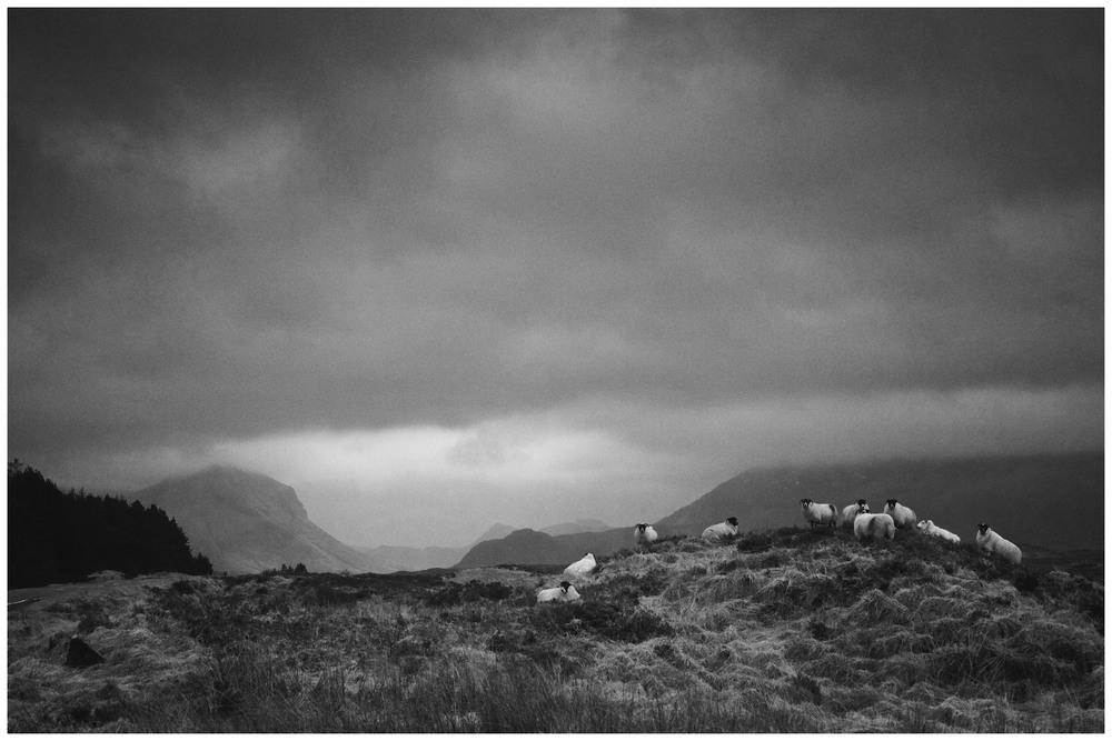 A87 Portree to Sligachan, Skye