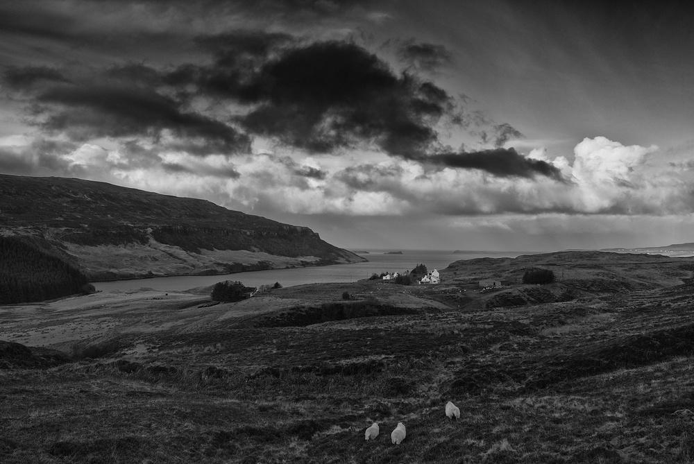 Loch Bay, Skye
