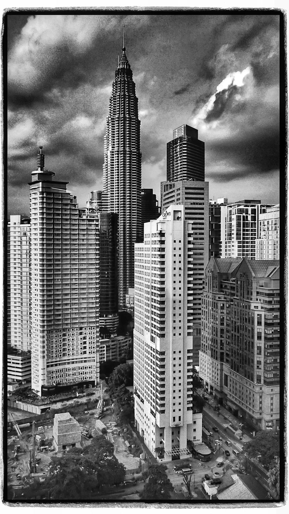 Kuala Lumpur & Petronas Towers