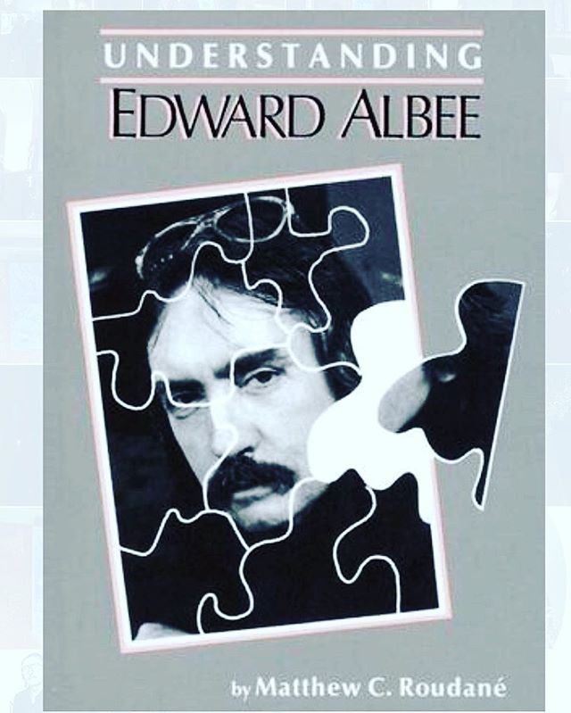 Dad's first book. 1987. #edwardalbee