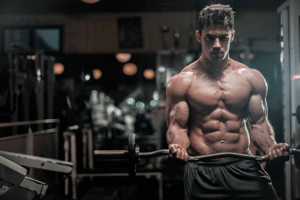 Mens Fitness - A collection of Male Fitness Photographs
