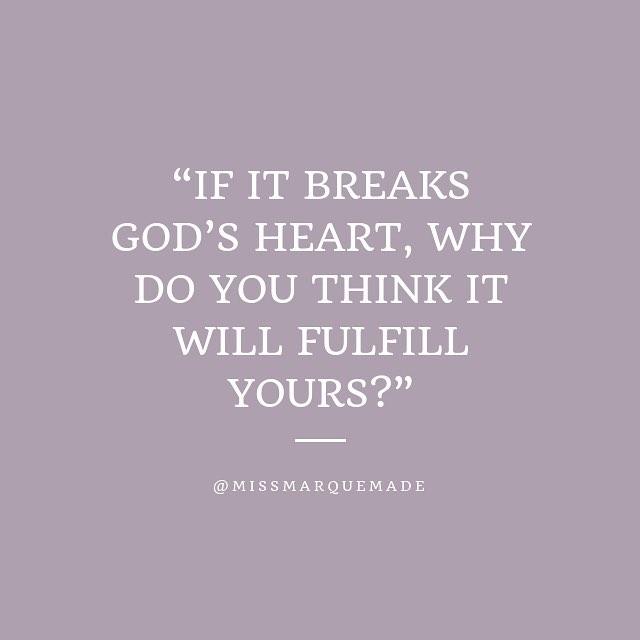 Heavenly Father,  Break our hearts for what breaks yours. Amen.  #Jesuslovesyou #alwaysmore #Godknowsbest