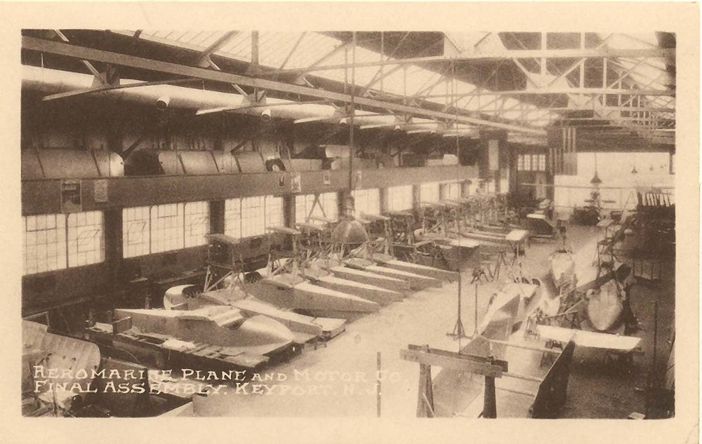 Aeromarine Plane and Motor Co. Final Assembly, Keyport, N. J. sepia.JPG