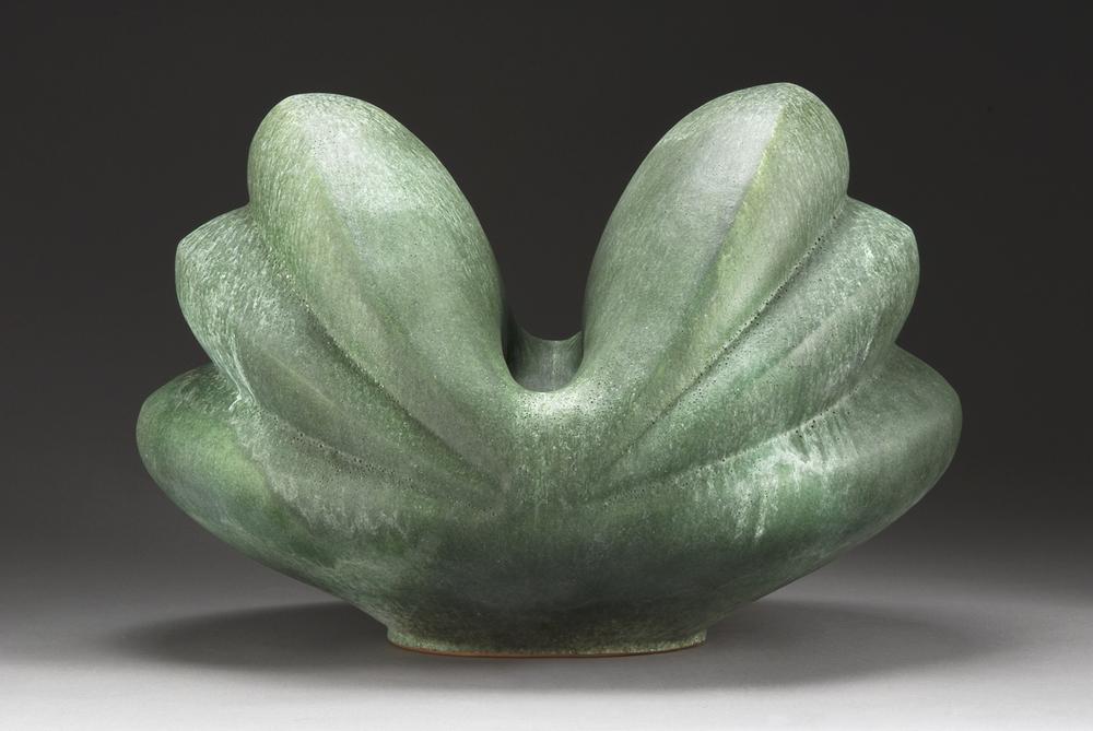 Triptych (Green)
