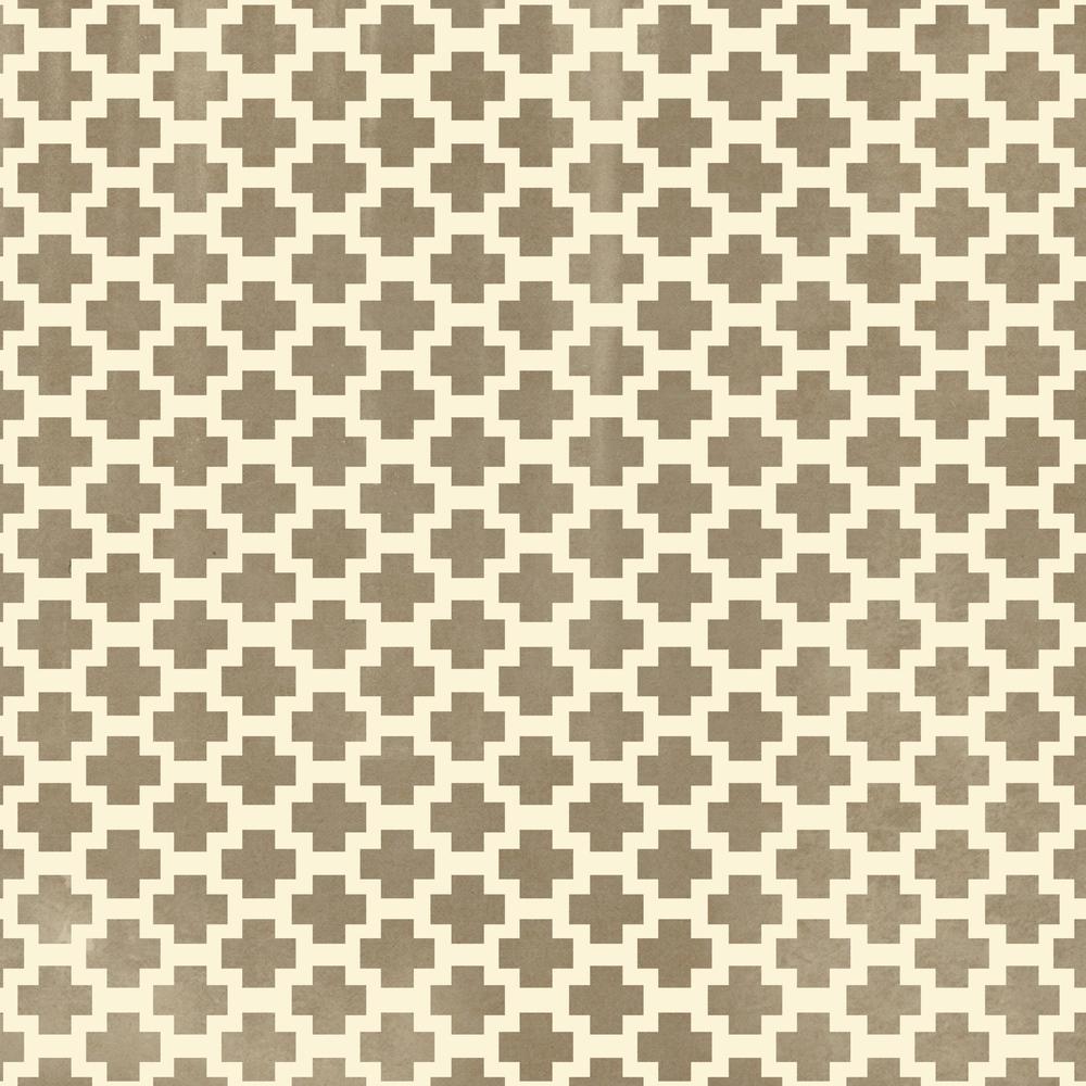 brown filligree