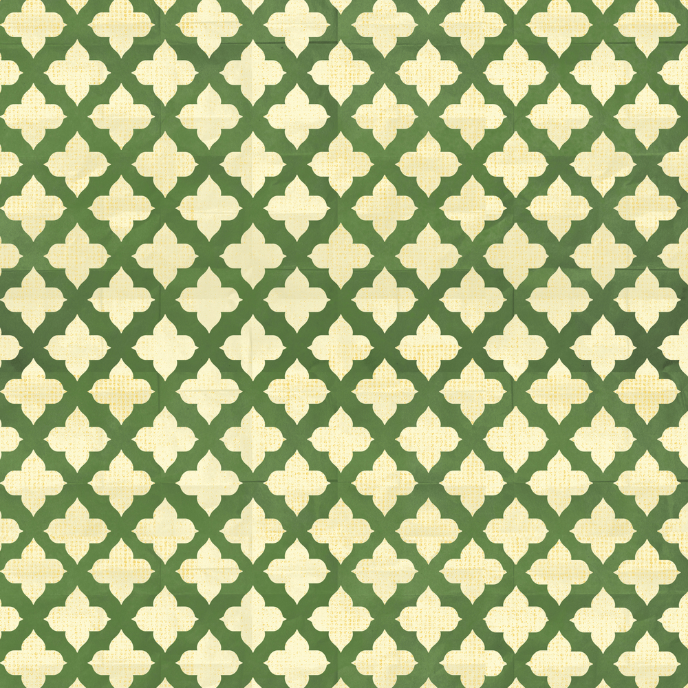 green filligree