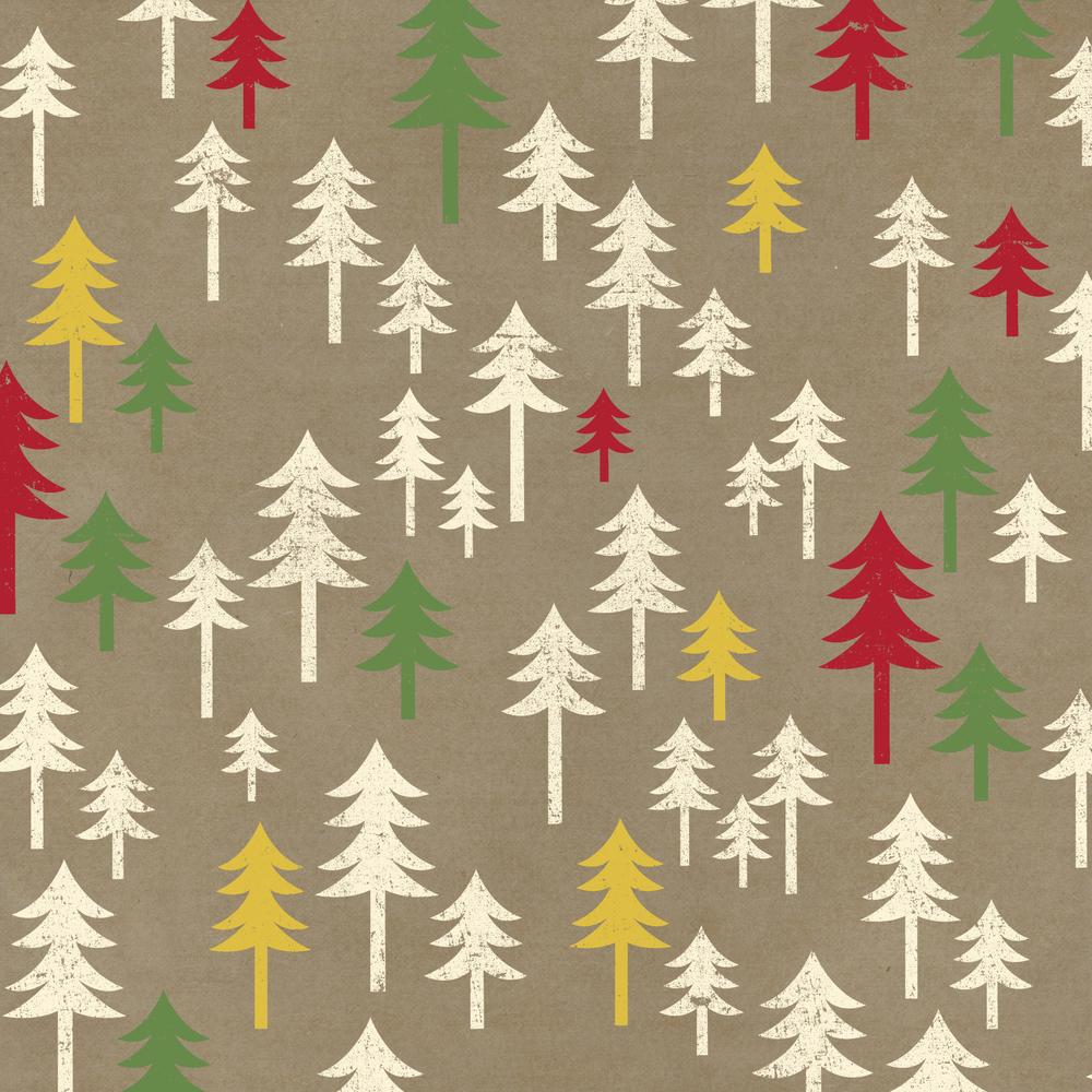 multi trees w/gray