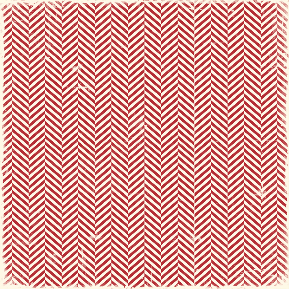 red herringbone