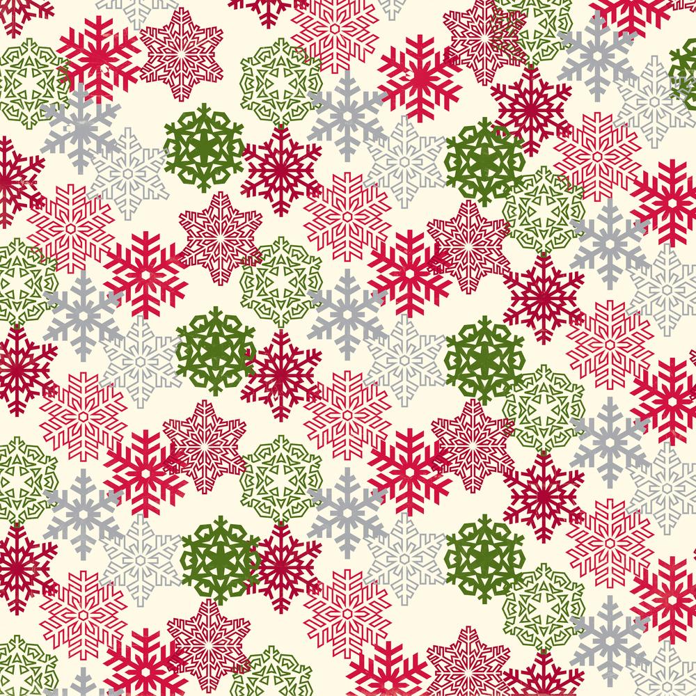 multi snowflakes