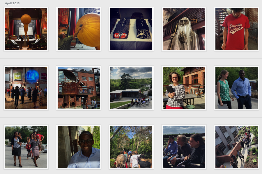SwitchPoint Instagram feed