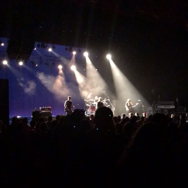 It's not the Pixies without Kim Deal, but the new girl wasn't bad.