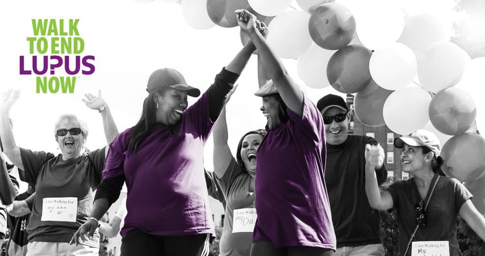 Photo courtesy of lupus.org.