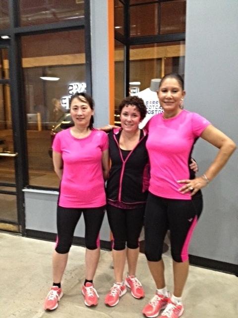 Chien-Chi, Elise, & Angela