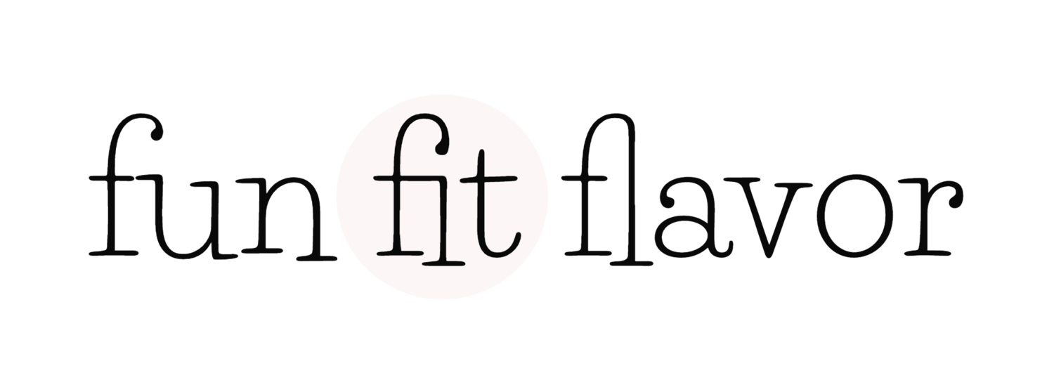 fun fit flavor - wellness blog with a collection of healthy recipes that taste good, tough workouts, and lifestyle.