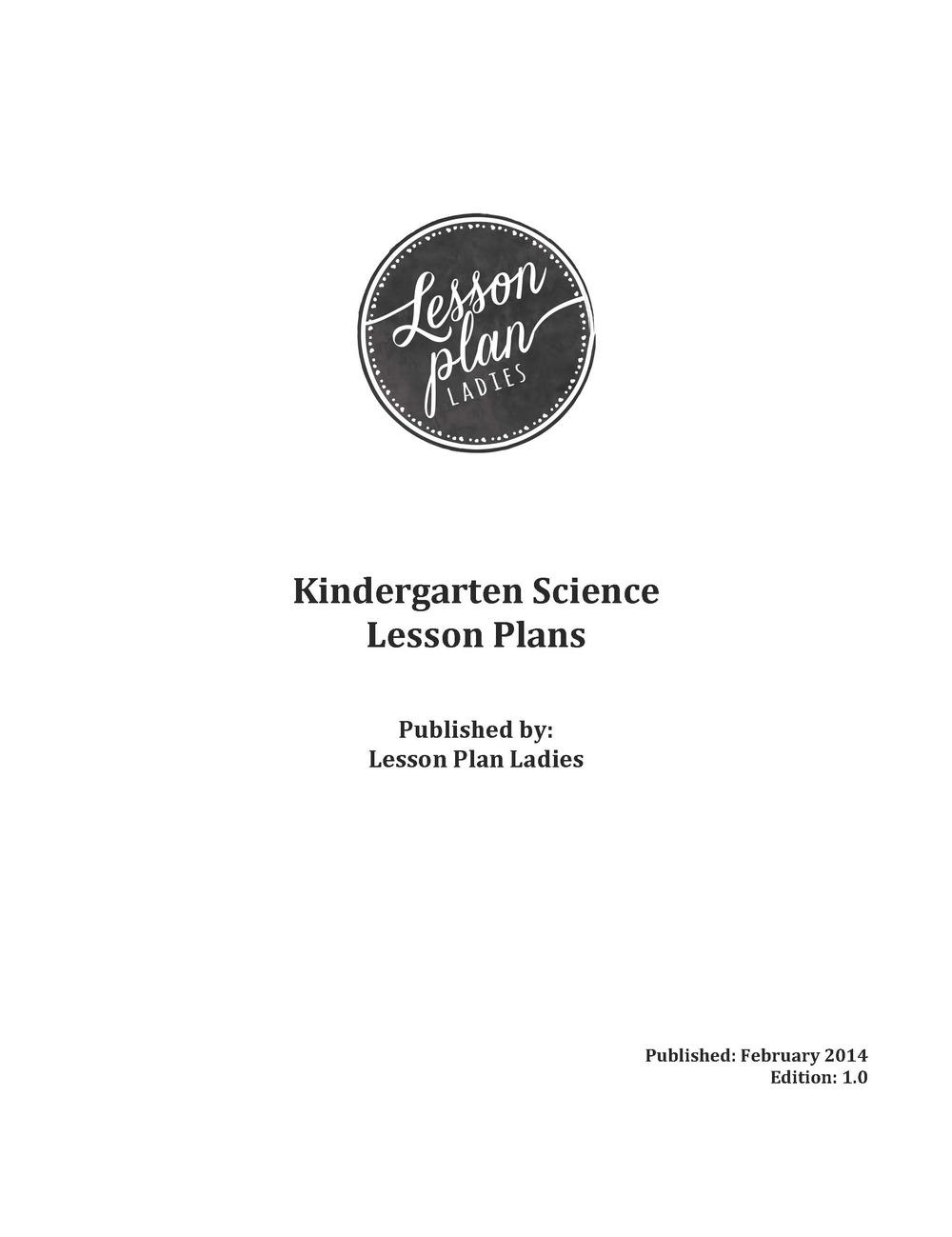 science lesson plans for kindergarten 5e lesson plans. Black Bedroom Furniture Sets. Home Design Ideas