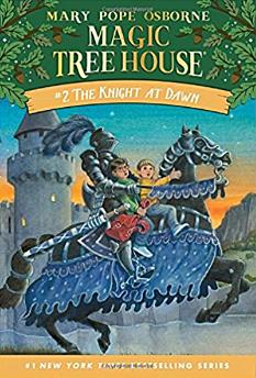Magic Tree House #2 The Knight at Dawn