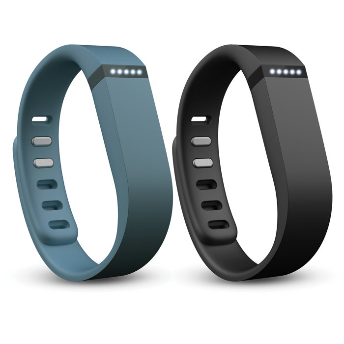 For the fitness enthusiast: Wear this on your wrist and it tracks steps taken, distance travelled, calories burned, hours slept and quality of sleep. What doesn't it do? Dad will want one for sure (I want one too)! NEW Fitbit Flex Wireless Activity & Sleep Wristband. Available at Brookstone, $99.95.