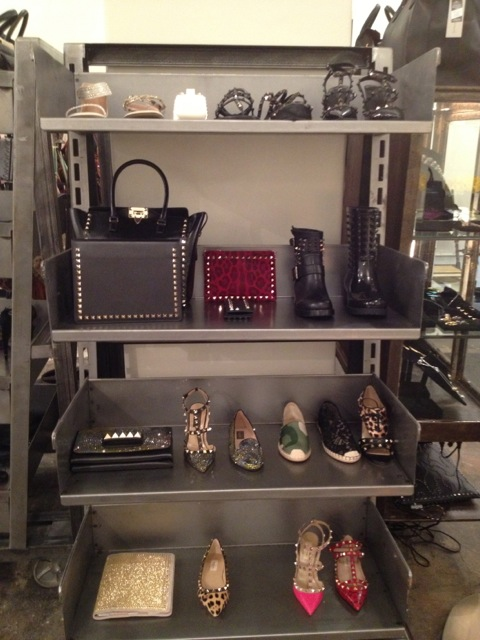 Collection of  shoes  and bags by Valentino Noir!