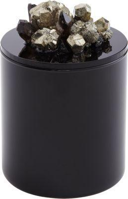 Lisa Carrier, Small Rocks and Minerals Candle $250