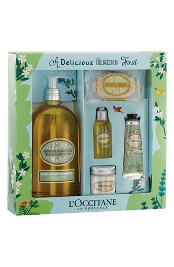 L'Occitane, 'A Delicious Almond Treat' Set $48
