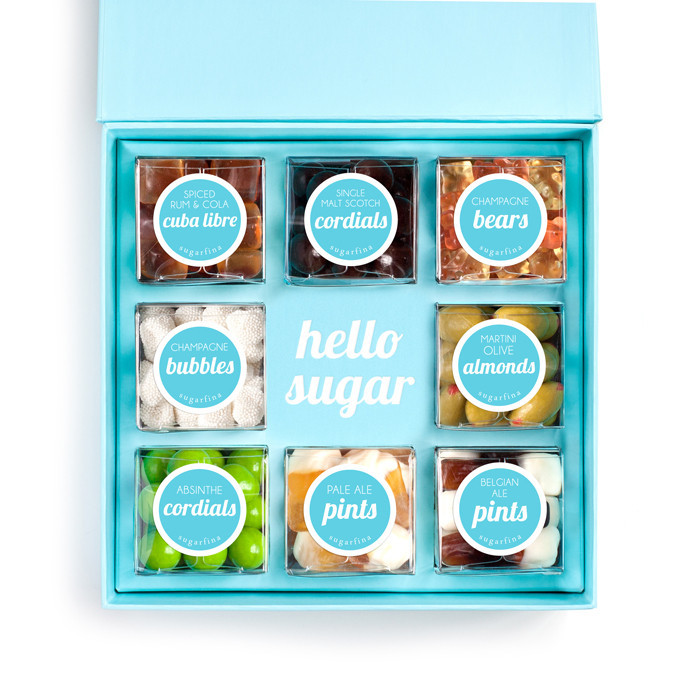 Sugarfina Cocktail Hour Bento Box $50