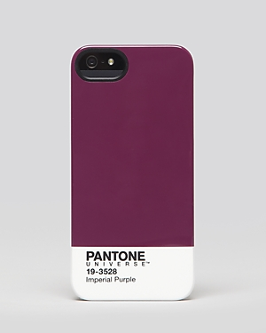 Case Scenario Iphone5/5S case - Pantone, $17.50