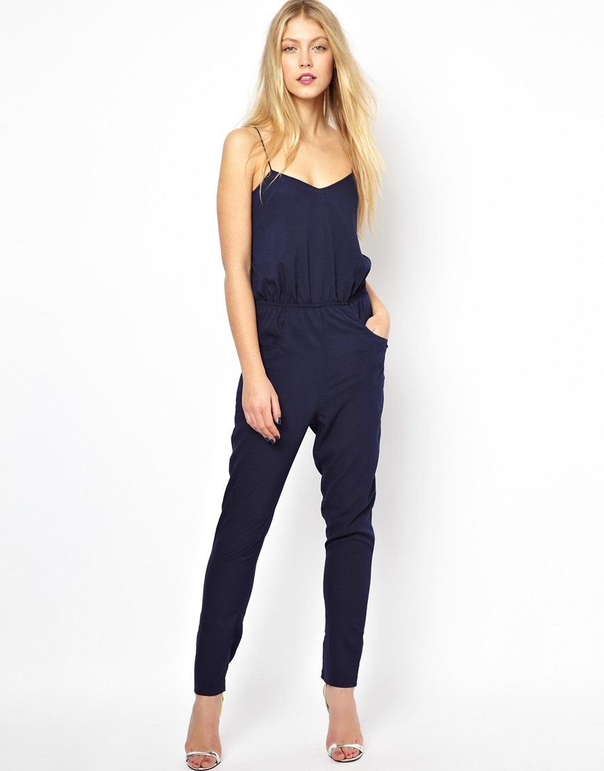 Lavish Alice Cami Jumpsuit. Available at Asos, $81.67