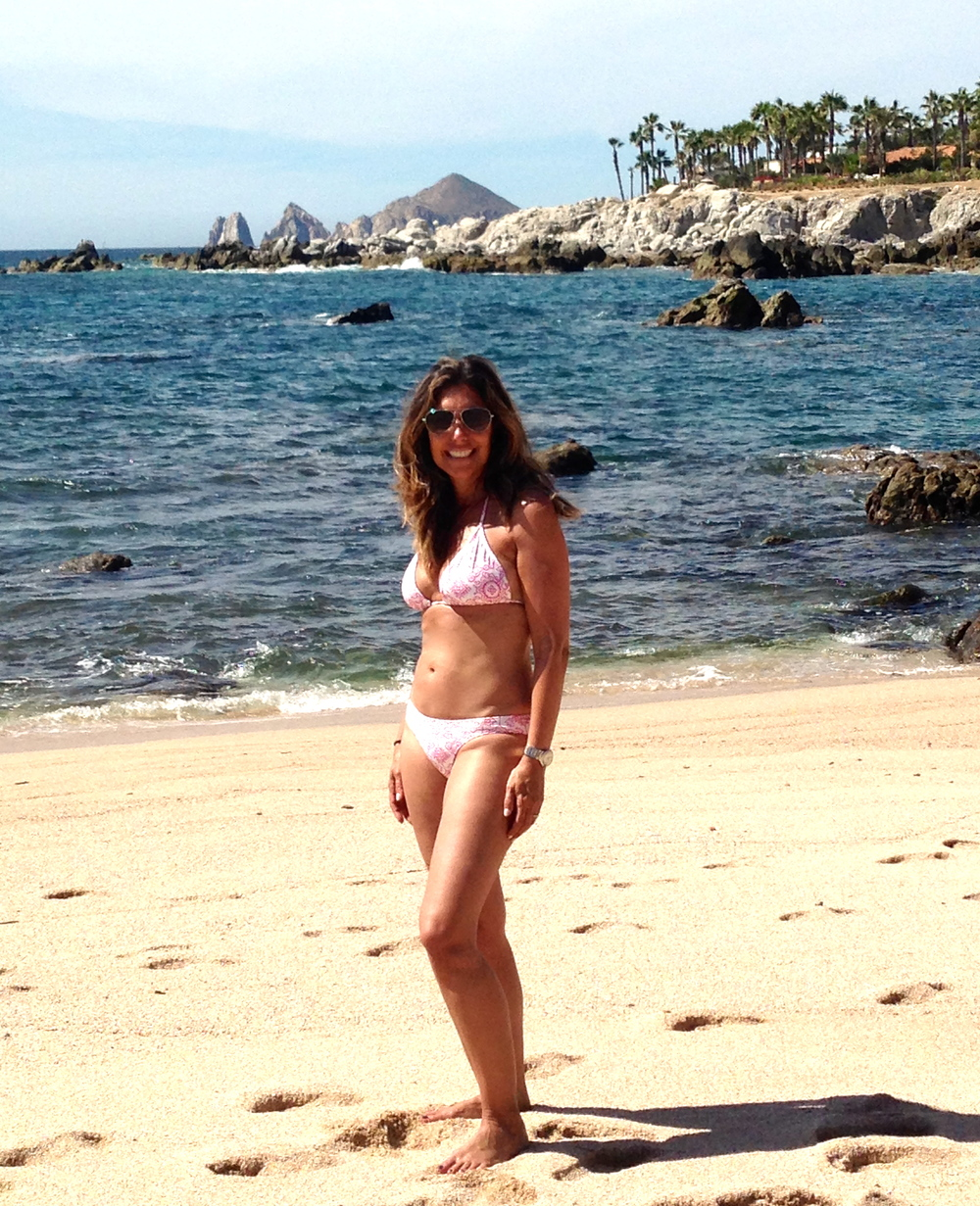 In Mexico three weeks post cleanse  Lost my muffin top…yes, I had one before starting the cleanse.