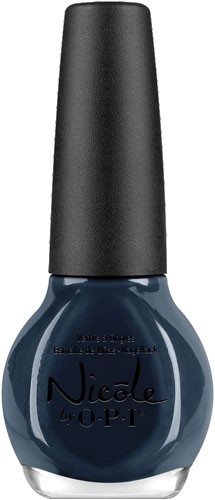 Nicole by OPI, This Blue Is So You, $7.99