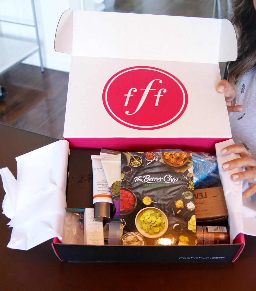Fab Fit Fun VIP Box, $49.99 per season. Use code SUMMER10 today to receive 10% off.