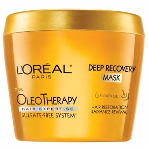 L'OREAL OleoTherapy Deep Recover Mask, $11