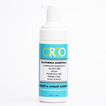 ORGO California Essentials Rosehip & Loquat Cleanser, $32