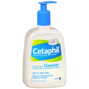 Cetaphil Gentle Skin Cleanser  , $9