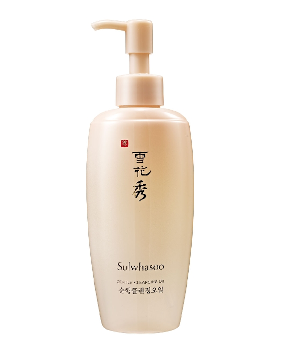 Sulwhasoo Cleansing Oil, $36