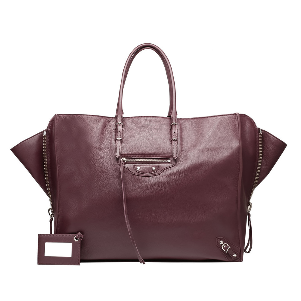 Balenciaga Papier A4 Zip Around Bag, $1,835