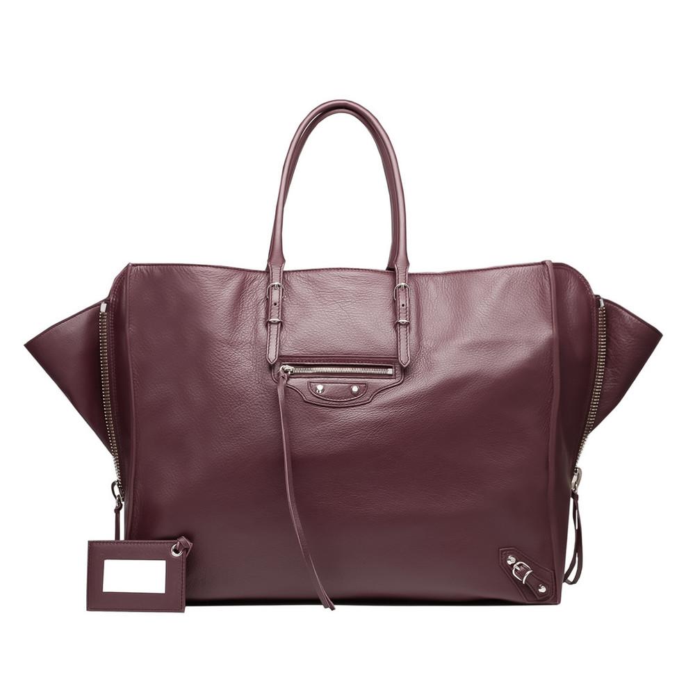 Balenciaga Papier A4 Zip Around Bag, $1,835