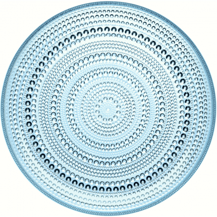 Kastehelmi Medium Plate  , $48 , shown in light blue